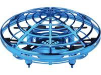 AMEWI Mini UFO mit Gestensteuerung, blau