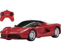 jamara 404521 Ferrari LaFerrari 1:24 RC modelauto voor beginners Elektro Straatmodel
