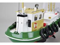 Carson Modellsport Viskotter Cux-15 RC boot RTR 580 mm
