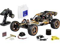 carsonmodellsport Carson Modellsport Wild GP Attack 1:5 RC auto Benzine Buggy Achterwielaandrijving RTR 2,4 GHz