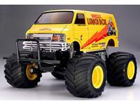 Tamiya Lunch Box 1:12 Brushed RC auto Elektro Monstertruck Achterwielaandrijving Bouwpakket