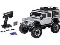 Carson Modellsport Land Rover Defender 1:8 RC auto Elektro Terreinwagen 4WD RTR 2,4 GHz