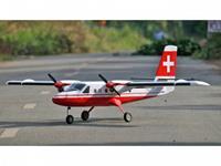 vq Twin Otter Swiss RC vliegtuig ARF 1875 mm