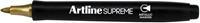 Marker Artline 790 Supreme metal goud