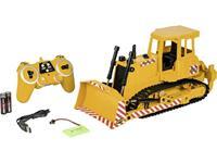 Carson Modellsport Bulldozer 1:20 RC functiemodel Bouwvoertuig