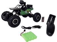 Carson Modellsport Movie App Crawlee 1:14 Brushed RC auto Elektro Crawler RTR 2,4 GHz