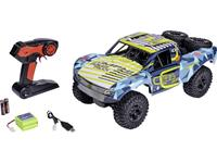 Carson Modellsport Amphi Pow.Truck 1:10 Brushed RC auto Elektro Short Course 4WD RTR 2,4 GHz