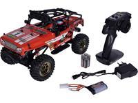 Carson Modellsport Mountain Warr.Sport 2.0 1:12 Brushed RC auto Elektro Terreinwagen RTR 2,4 GHz