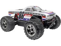 hpiracing HPI Racing Savage XS Flux Chevrolet EL Camino Brushless 1:12 RC auto Elektro Monstertruck 4WD RTR 2,4 GHz