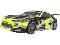hpiracing HPI Racing E10 Michelle Abbate GrrRacing Brushed 1:10 RC auto Elektro Straatmodel 4WD 100% RTR 2,4 GHz Incl. accu, oplader en batterijen voor de zender