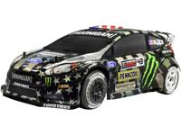 hpiracing HPI Racing WR8 Flux Ken Block Ford Fiesta Brushed 1:8 RC auto Elektro Straatmodel 4WD RTR 2,4 GHz