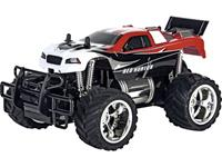 Carrera RC 370180012 Red Hunter X 1:18 RC modelauto voor beginners Elektro Monstertruck Achterwielaandrijving
