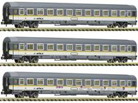 881901 3-delig Set: Eurofima-wagon, alex