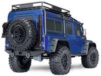 Traxxas TRX-4 Landrover Defender Brushed RC auto Elektro Crawler 4WD RTR 2,4 GHz