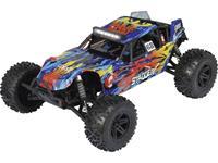 Reely Stagger Brushed 1:10 RC auto Elektro Buggy 4WD 100% RTR 2,4 GHz Incl. accu, oplader en batterijen voor de zender