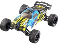 Reely Brushed 1:10 XS RC modelauto voor beginners Elektro Truggy 4WD RTR 2,4 GHz Incl. accu en laadkabel