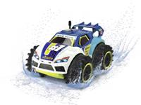 dickietoys Dickie Toys 201119132 Amphy Rider RC modelauto voor beginners Elektro Monstertruck 4WD Incl. batterijen