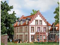 Busch 1673 H0 Carl Benz woonhuis