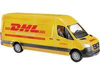 Busch 52605 H0 Mercedes Benz Sprinter bestelwagen, DHL