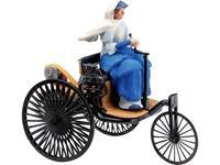 Busch 40007 H0 Mercedes Benz Benz-patent motorwagen bouwjaar 1886 met Bertha Benz