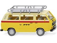 Wiking 029201 H0 Volkswagen (VW) T3 bus âPTTâ
