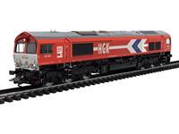 Trix 22691 H0 diesellocomotief Class 66 van de HGK