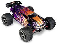 Traxxas E-Revo 4x4 VXL Lila Brushless 1:16 RC auto Elektro Monstertruck 4WD RTR 2,4 GHz