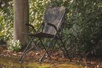 Solar Undercover camo foldable easy chair