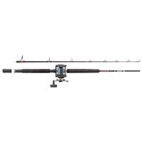 Abu Garcia Muscle Tip - MT602SWH / GT345 RH - Boot Combo