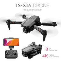 aliexpress Mini Drone 4K Dron Cameras Quadcopter Toys Fpv Drone With Camera HD Wide Angle Without Camera1080P Wifi Drones Toys For Children