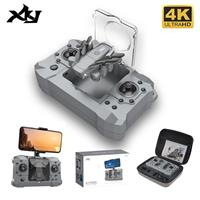 aliexpress XKJ KY905 Mini Drone with 4K Camera HD Foldable Quadcopter One-Key Return Wifi FPV RC Helicopter Quadrocopter Kid's Toys