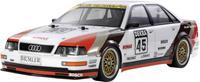 tamiya 1:10 RC Audi V8 Tourenwagen (TT-02) 1:10 RC auto Elektro Toerwagen