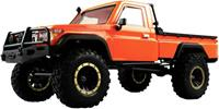 amewi AMXRock RCX8B Scale Crawler Pick-Up 1:8, RTR orange 1:8 Brushed RC auto Elektro Crawler RTR 2,4 GHz