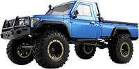 amewi AMXRock RCX8B Scale Crawler Pick-Up 1:8, RTR blau 1:8 Brushed RC auto Elektro Crawler RTR 2,4 GHz