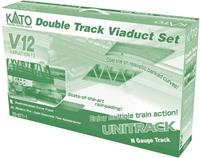 kato N  Unitrack 7078642 Uitbreidingsset V12