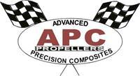 apcpropeller APC Propeller LP11070 Brandstofmotoren Vliegtuigpropeller 11 x 7 inch (27.9 x 17.8 cm)
