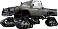 amewi AMXRock RCX8PT Scale Crawler Pick-Up 1:8, RTR grau 1:8 Brushed RC auto Elektro RTR 2,4 GHz