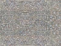 noch 0056940 N Kartonnen 3D-plaat Natuursteenmuur