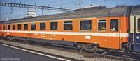 Piko H0 58531 H0 personenrijtuig Eurofima van de NMBS/SBB