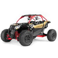 axial Yeti Jr. Can-Am Maverick X3 Brushed RC auto Elektro Buggy 4WD RTR 2,4 GHz