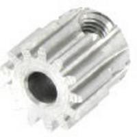 reely Motorrondsel Soort module: 0.6 Boordiameter: 3.2 mm Aantal tanden: 13