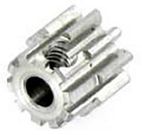 reely Motorrondsel Soort module: 0.8 Boordiameter: 3.2 mm Aantal tanden: 10