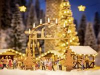 0014681 N Toegangsboog kerstmarkt