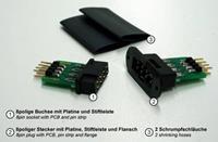 hacker A85405 Tragflächensteckverbinder Stekkerblok 1 stuk(s)
