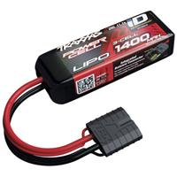 traxxas LiPo accupack 11.1 V 1400 mAh Aantal cellen: 3 25 C  Box hardcase  iD