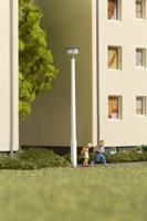 auhagen TT Au Straßenlampen 43666 TT Accessoireset