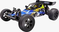 reely Brushed 1:10 RC auto Elektro Buggy Buzz 100% RTR 2,4 GHz Incl. accu en laadkabel