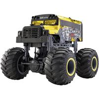 revell King of the Forest Geel-zwart 1:16 RC auto Elektro Monstertruck RTR 2,4 GHz
