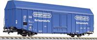 liliput L265806 N grote goederenwagen Hbks EUROPLASTIC van de DB