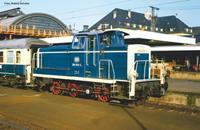 pikoh0 Piko H0 55900 H0 sound-diesellocomotief BR 260, van de DB